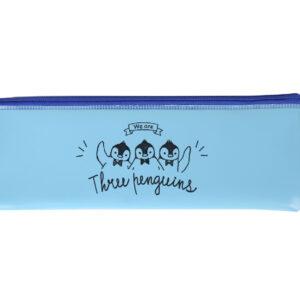 Blue-three-penguins-pencil-case