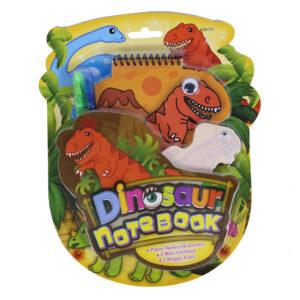 Dinosaur-notebook-set