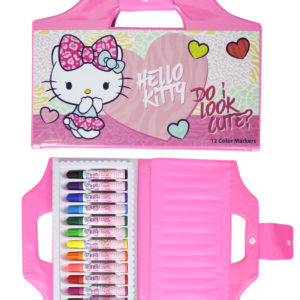Do-i-look-cute-hello-kitty-12-color-marker-set