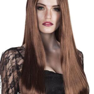 براون الساحرة-شعر مستعار