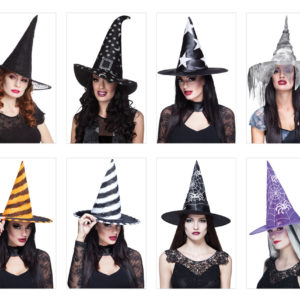 Hat-Witch-assortment