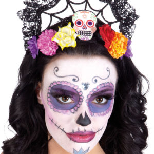 Tiara Calavera crown