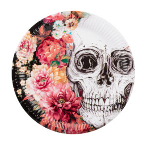 Plates-day-of-the-dead