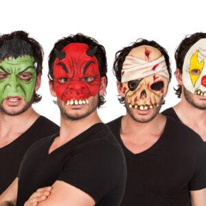 Latex-half-mask-mixed-assortment