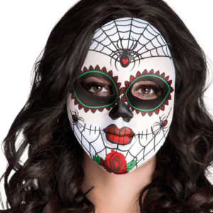 Face-mask-Mrs-Day-of-the-dead