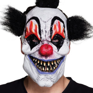 Latex-face-mask-scary-clown