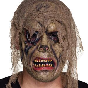 Latex-face-mask-horror-pirate