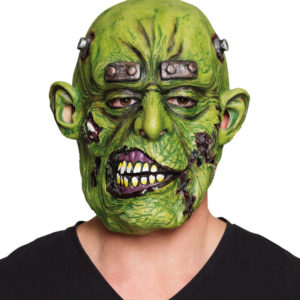 bald-green-frankenstein-mask