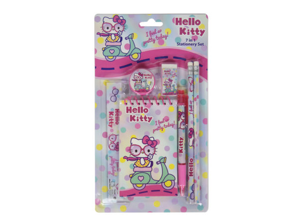 Hello-kitty-i-feel-pretty-today-stationery-set