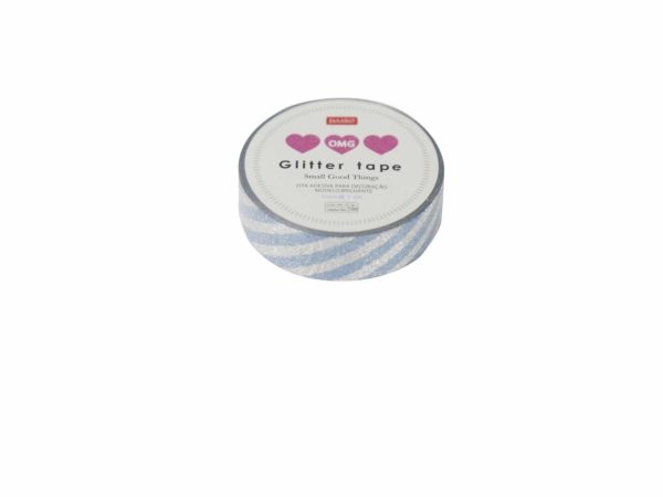 OMG-glitter-tape-small-good-things-stripped-blue-and-white