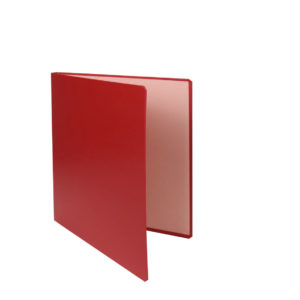 Red-cardboard-folder