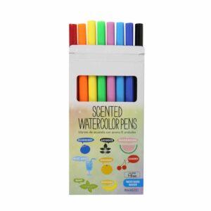 المعطرة ألوان مائية القلم