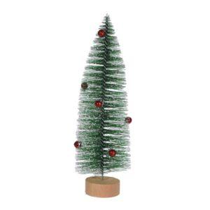 Artificial -White- Cedar- Christmas- Tree