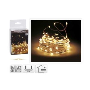 SILVER-WIRE-GOLDEN-LIGHTS-80-LED-BATTERY-OPERATED