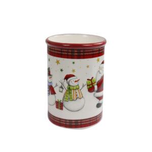 CHRISTMAS-SEASON-CERAMIC-JAR