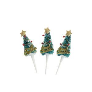 CHRISTMAS-TREE-SHAPE-CAKE-STICK-SET
