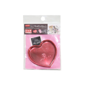 Daiso-valentines-heart-tray-wrapping-set