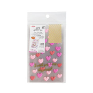 Heart Gift Wrapping Paper