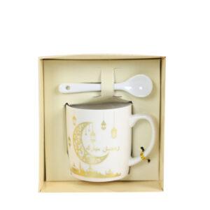 Ramadan Mug Golden Designs