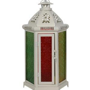 Daiso-Ramadan-lantern-big-white-colored-glas