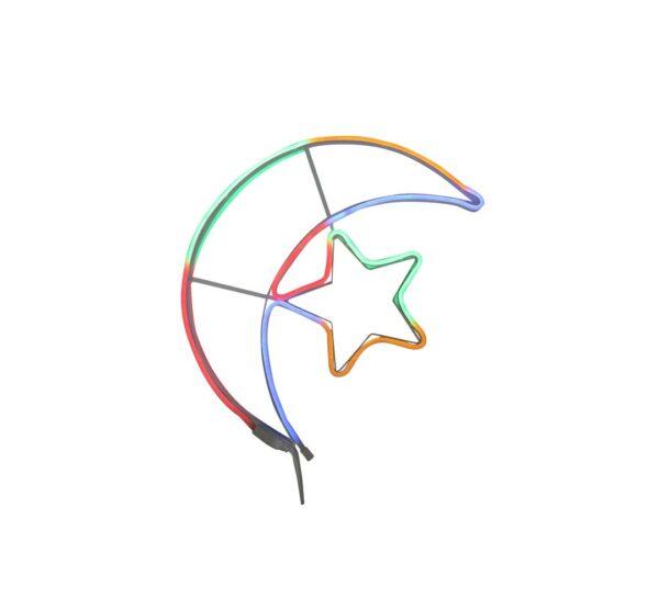 Daiso-Multi-Color-Light-up-Crescent-