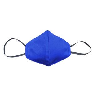 قناع أزرق قابل لإعادة الاستخدام