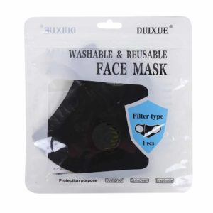 Dulxue Washable & Reusable Face Mask