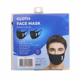 Polo Cloth Face Mask