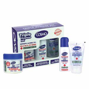 Triple Hygiene Kit