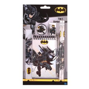 Batman 7 in 1 stationary set