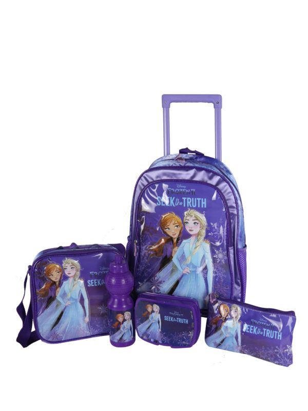 Frozen 6 in 1 School Set