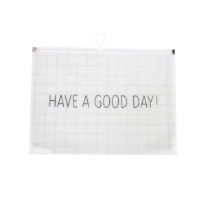 Have A Good Day File Case