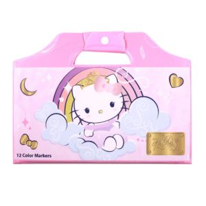 Hello Kitty 12 Color Marker