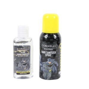 Batman Sanitizer Value Pack