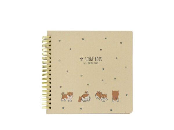 My Scrapbook Shiba Inu
