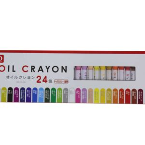 24 Oil Crayon Pack