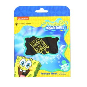 Spongebob Reusable Masks