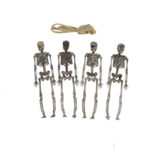 Grey Decorative Skeleton