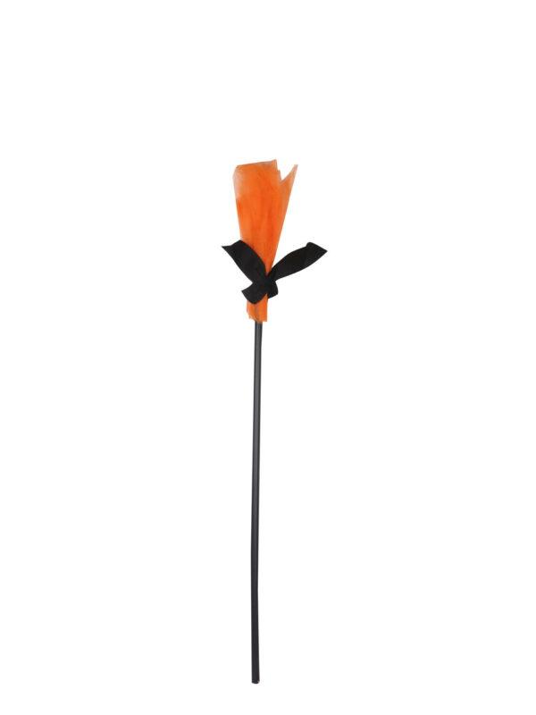 Children Orange Broomstick