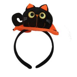 Black Cat Headpiece