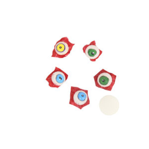 Pop Eyes Stick on Costume-accessories