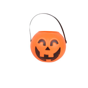 Round Pumpkin Bucket