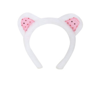 White Cat Ears