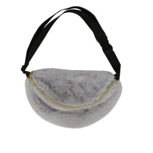 Furry-Trendy-Waist-Bag