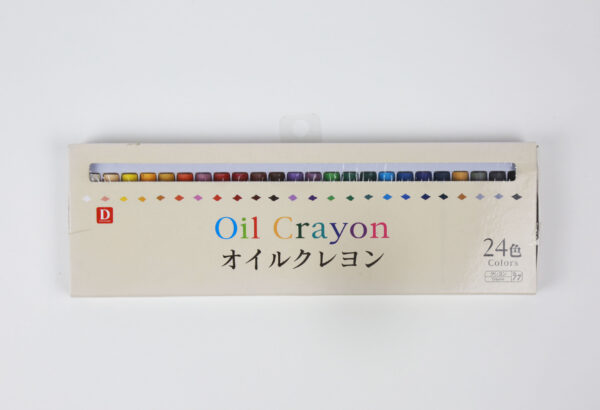 Oil-Crayons-24-Vibrant-Colors
