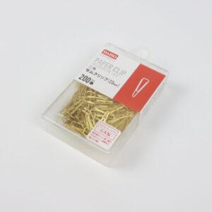 Golden-Triangular-Paper-Clips