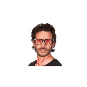 نظارات الهالوين الدموية