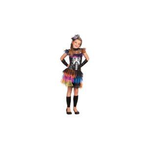 Skeleton-Princess-Child-Costume